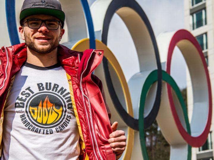 Doozy aux Jeux Olympiques!