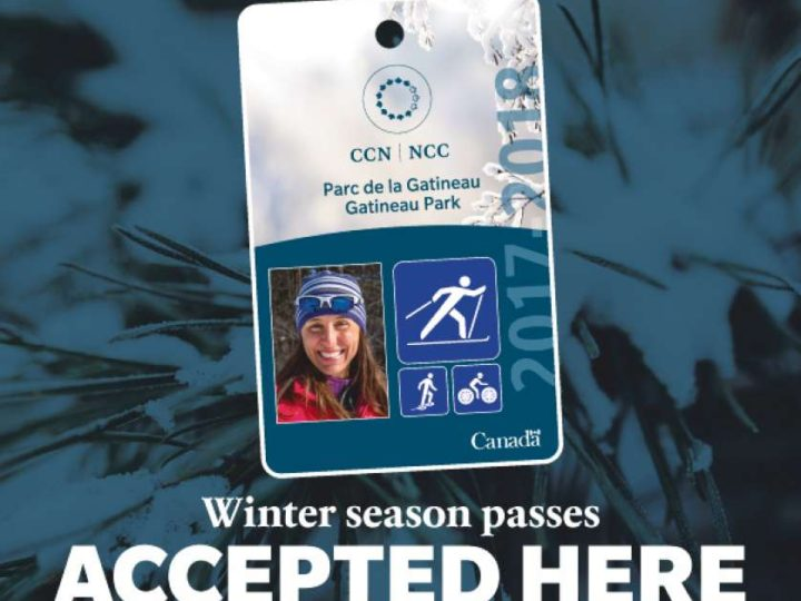 Gatineau Park Winter Loyalty Program