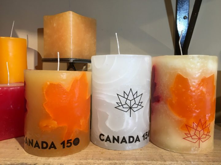 Canada 150 Candles!