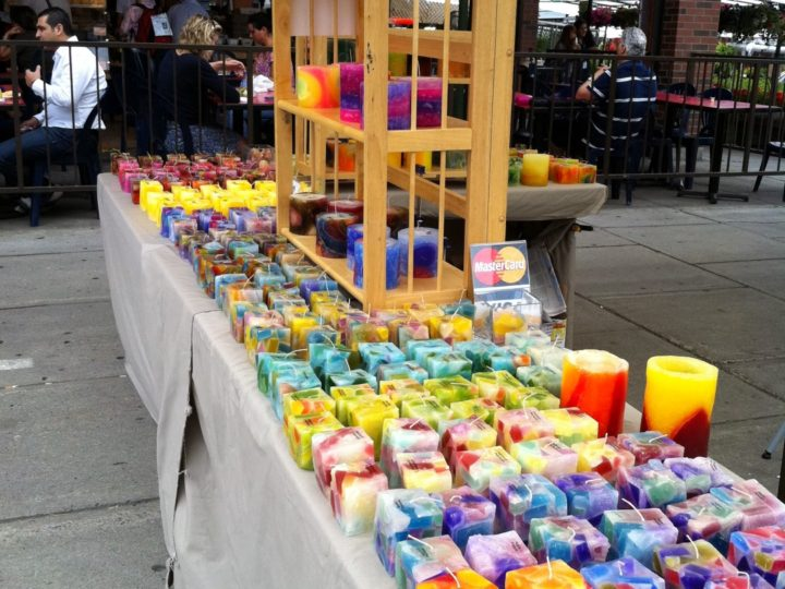 We're in the Byward Market Mother's Day Weekend!