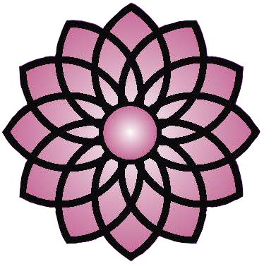 Crown chakra symbol: click to view information about the Crown chakra