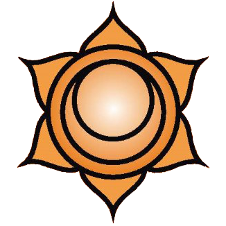 Sacral chakra symbol: click to view information about the Sacral chakra